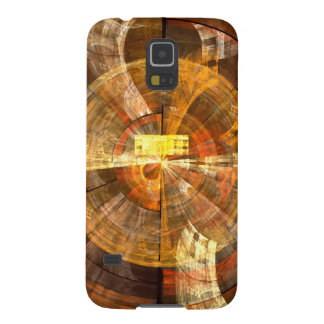 Integrity Abstract Art Galaxy S5 Cover