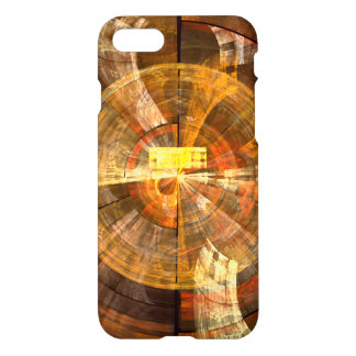 Integrity Abstract Art Glossy iPhone 7 Case