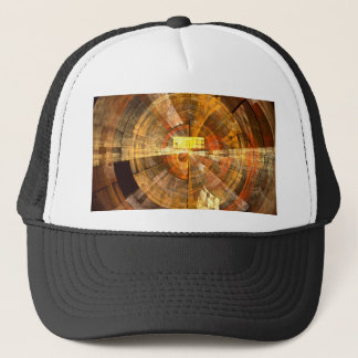 Integrity Abstract Art Hat
