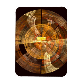 Integrity Abstract Art Premium Magnet