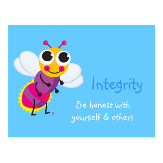 Integrity Cute Firefly Post Cards
