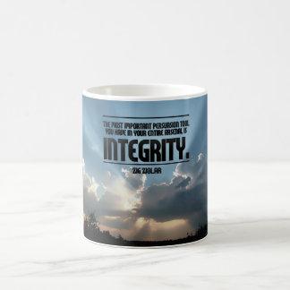 Integrity Inspirational Mug