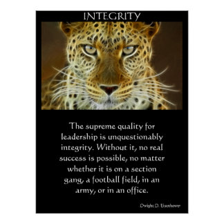 INTEGRITY Posters 30