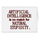 Inteligencia artificial tarjeton