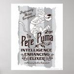 Inteligencia Elixer del puma de Pete Impresiones