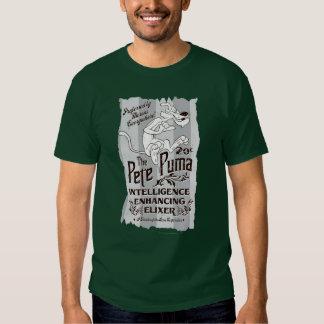 Inteligencia Elixer del puma de Pete Playera