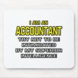 Inteligencia superior del contable… tapetes de ratones