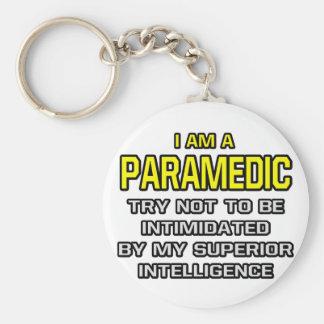 Inteligencia superior del paramédico… llavero