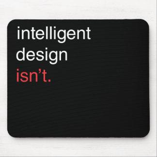 inteligent design mouse pad