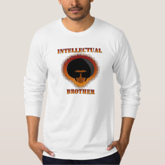 Intellectual Brother Fitted Tee