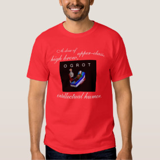 Intellectual Humor Tee Shirts