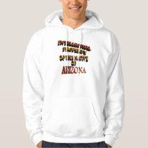 Intellectual Property Arizona Native Hoodie