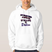 Intellectual Property Dallas Native Hoodie