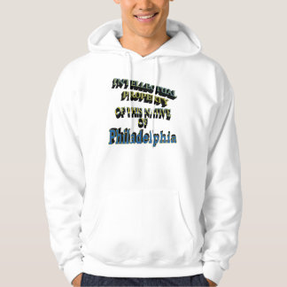 Intellectual Property Philadelphia Native Hooded Pullovers