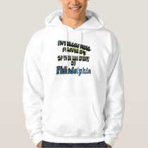 Intellectual Property Philadelphia Residents Hoodie