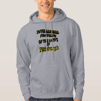 Intellectual Property Pittsburgh Native Hoodie