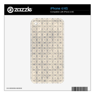 Intellectual Restored Tidy Rational iPhone 4S Decal