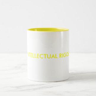 INTELLECTUAL RIGOR Mug