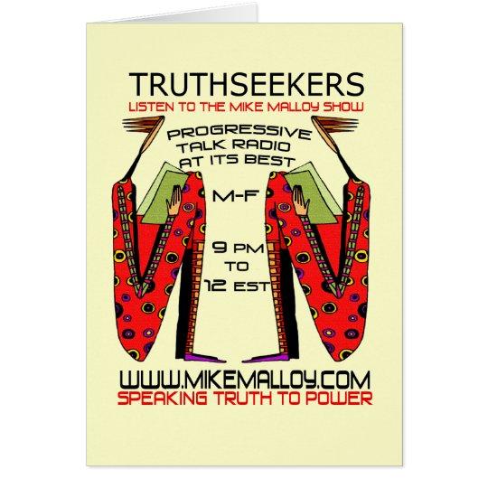 INTELLECTUAL TRUTHSEEKERS CARD