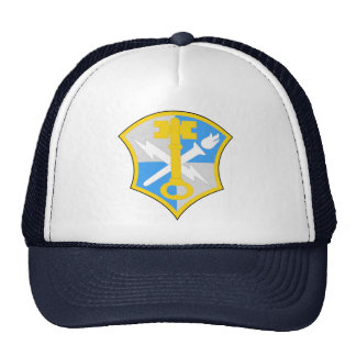 Intelligence and Security Command SSI Trucker Hat