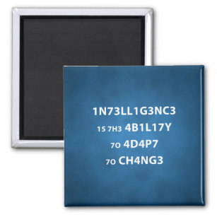 Intelligence Quotes Gifts on Zazzle