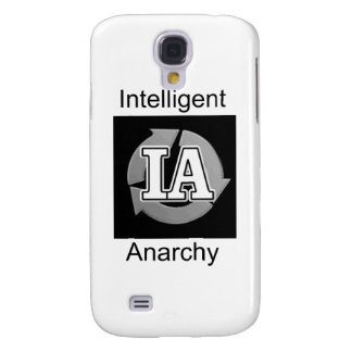 Intelligent Anarchy Galaxy S4 Covers