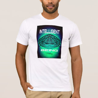 Intelligent Being Clothing T-Shirt (Turq)
