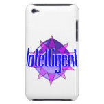 Intelligent blue and pink iPod touch cases