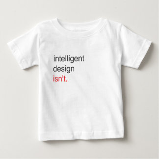 intelligent design baby T-Shirt