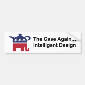 Intelligent Design Bumper sticker Car Bumper Sticker