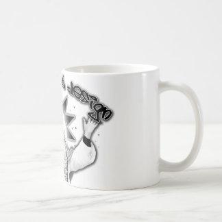 intelligent design classic white coffee mug