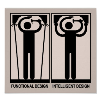 Intelligent Design Poster