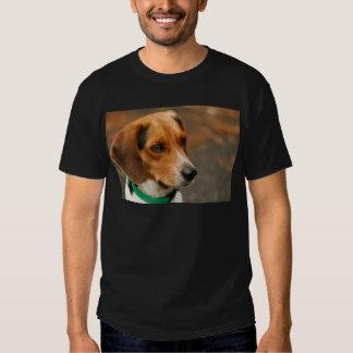 Intelligent Focussed Beagle Hunting Dog T-Shirt