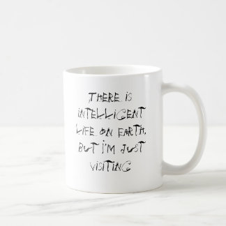 Intelligent Life Coffee Mug