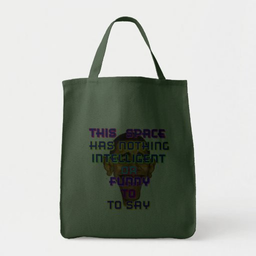 intelligent Obama Bag
