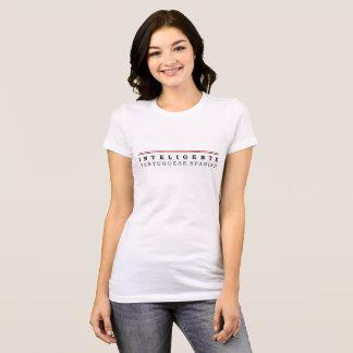 INTELLIGENT - Portuguese & Spanish T-Shirt