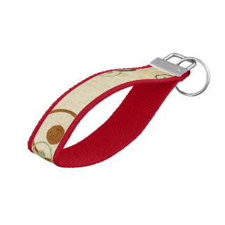 Intelligent Rational Warmhearted Skilled Wrist Keychain