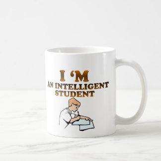Intelligent Student Coffee Mug