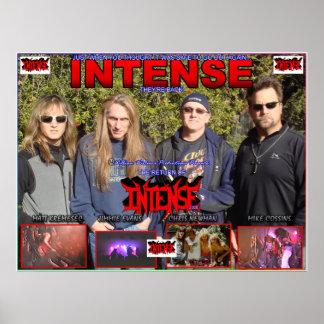Intense 2008 Poster