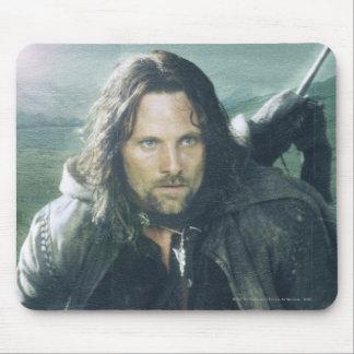 Intense Aragorn Mouse Pad