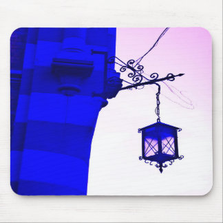 INTENSE BLUE LIGHT MOUSE PAD