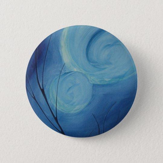 intense blues button