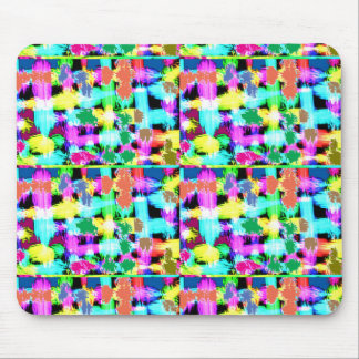 INTENSE Color Patterns Sparkles Giveaway GIFTS luv Mouse Pad