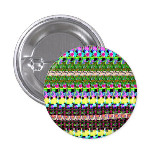 INTENSE Color Patterns Sparkles Giveaway GIFTS luv Pinback Button