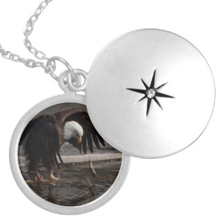 Intense Concentration Locket Necklace