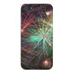 Intense Fireworks Covers For iPhone 5