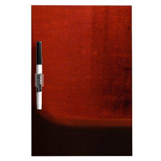 Intense Heat Dry Erase White Board
