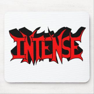 Intense Logo Mouse Pad