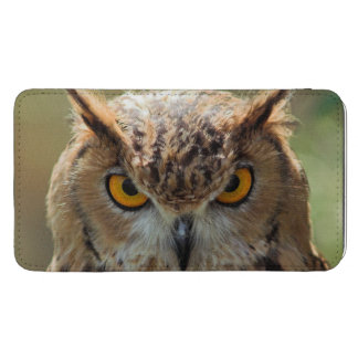 Intense Owl Galaxy S5 Pouch