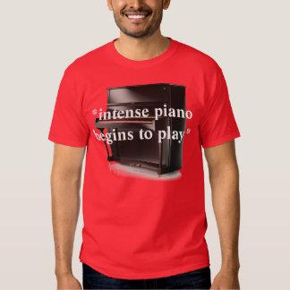 *intense piano begins to play* tee shirts